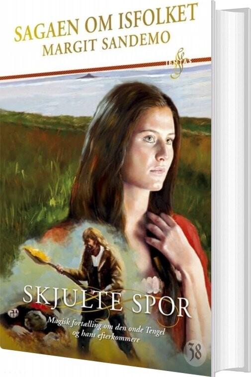 Image of   Isfolket 38 - Skjulte Spor - Margit Sandemo - Bog