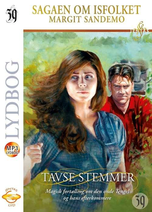 Image of   Isfolket 39 - Tavse Stemmer - Margit Sandemo - Cd Lydbog