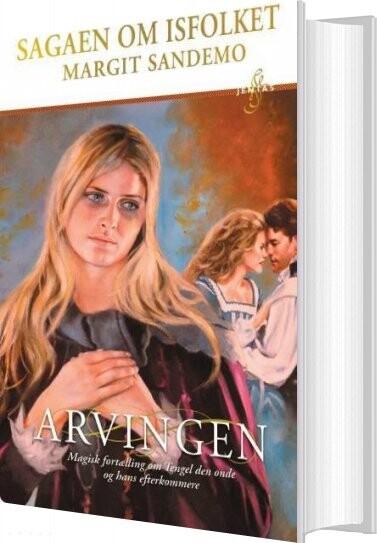Isfolket 4 - Arvingen - Margit Sandemo - Bog