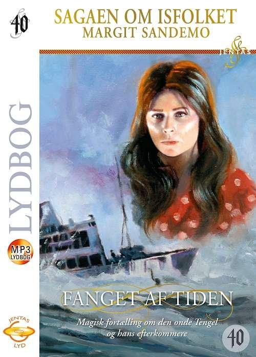 Image of   Isfolket 40 - Fanget Af Tiden, Mp3 - Margit Sandemo - Cd Lydbog