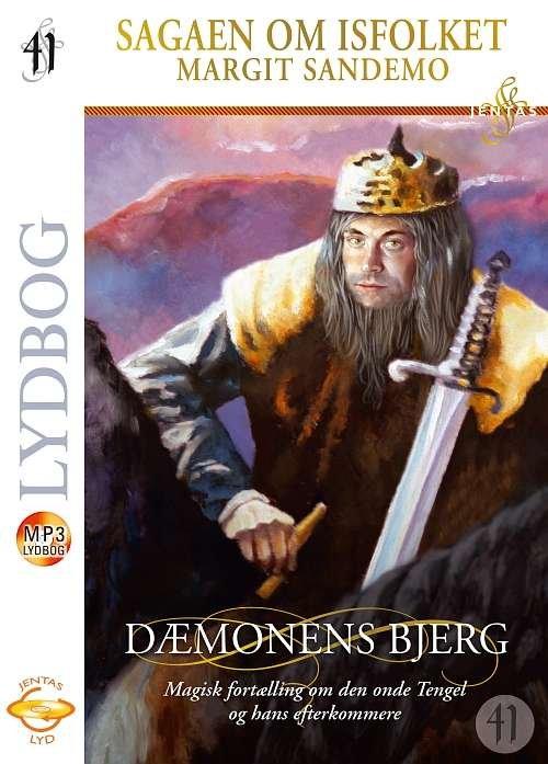 Image of   Isfolket 41 - Dæmonens Bjerg, Mp3 - Margit Sandemo - Cd Lydbog