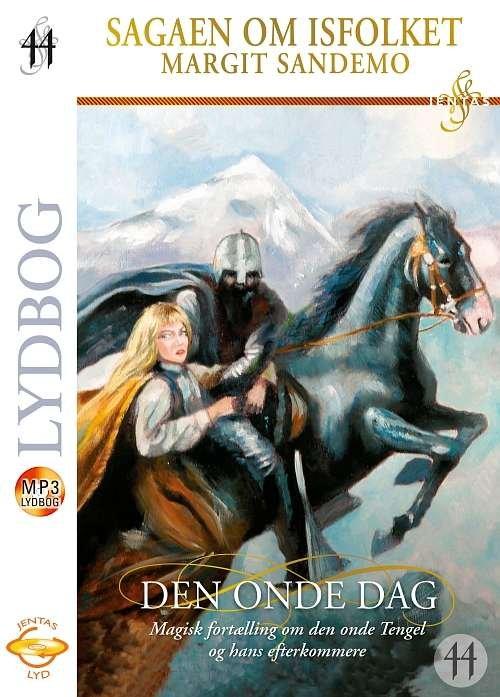 Image of   Isfolket 44 - Den Onde Dag, Mp3 - Margit Sandemo - Cd Lydbog
