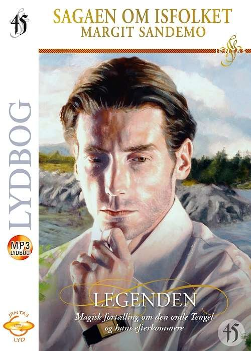 Isfolket 45 - Legenden - Margit Sandemo - Cd Lydbog