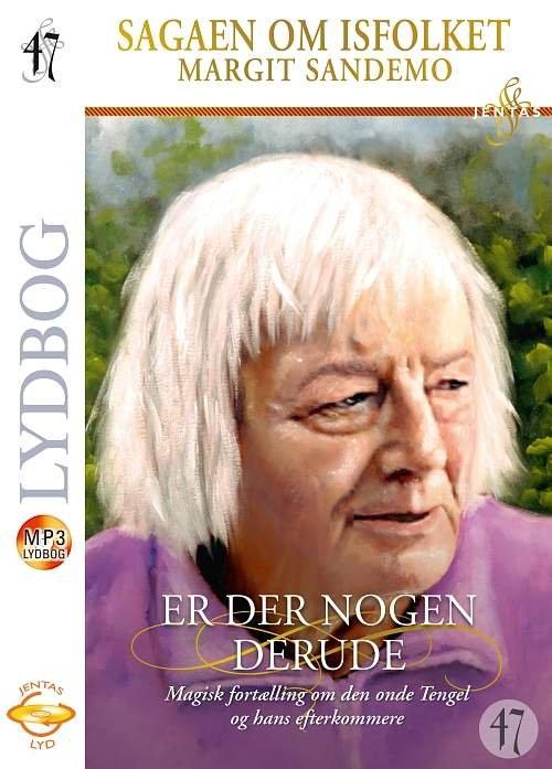 Image of   Isfolket 47 - Er Der Nogen Derude, Mp3 - Margit Sandemo - Cd Lydbog