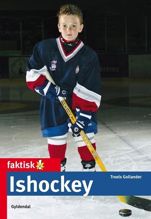 Image of   Ishockey - Troels Gollander - Bog