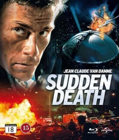 Sudden Death - Blu-Ray