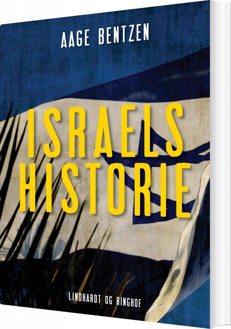Image of   Israels Historie - Aage Bentzen - Bog