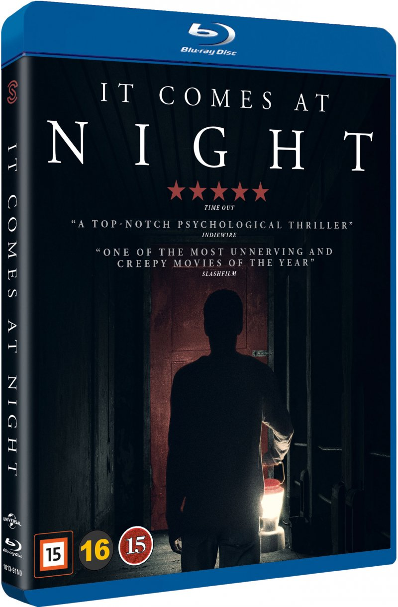 Image of   It Comes At Night - Blu-Ray