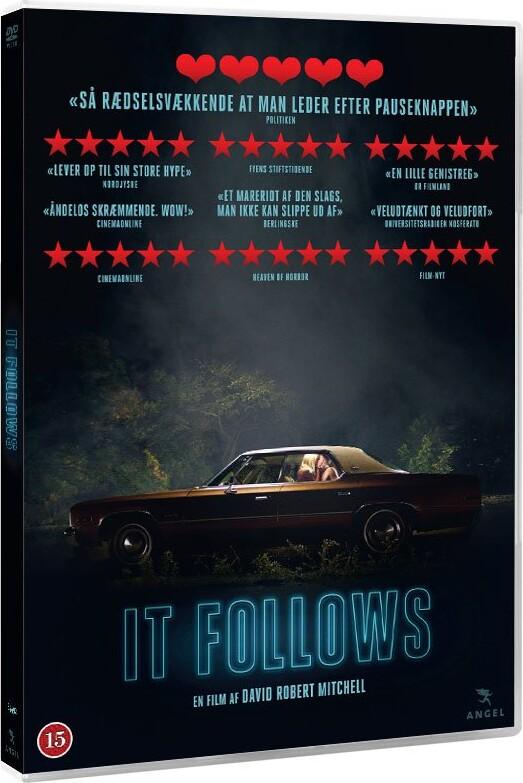 Billede af It Follows - DVD - Film