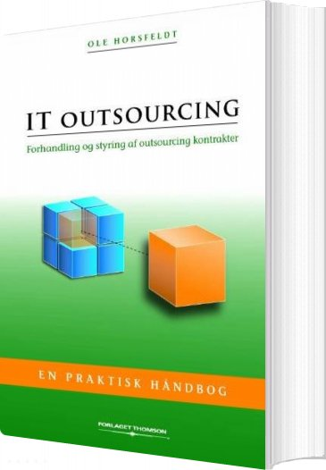 It Outsourcing - Ole Horsfeldt - Bog