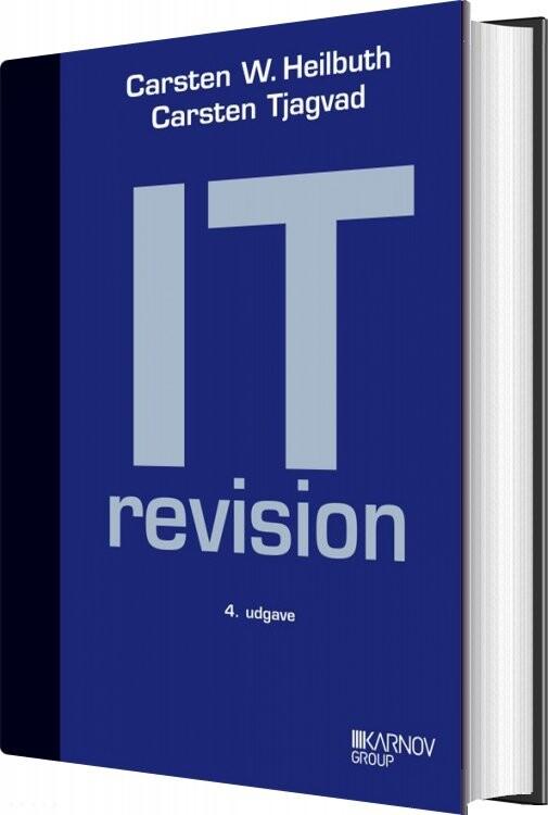 It-revision - Carsten Tjagvad - Bog