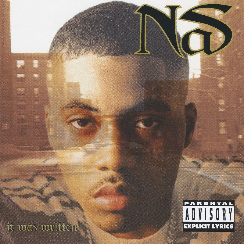 Image of   Nas - It Was Written - CD