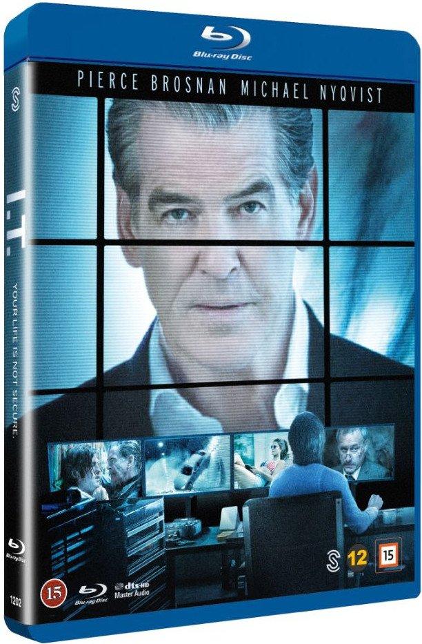 Image of   I.t. - Pierce Brosnan - Blu-Ray