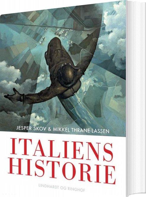 Image of   Italiens Historie - Jesper Skov - Bog