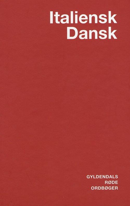 Italiensk-dansk Ordbog - Erling Strudsholm - Bog