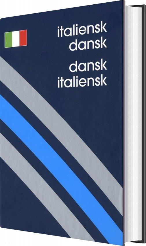 Image of   Italiensk-dansk/dansk-italiensk Ordbog - Pernille Brøndum Rasmussen - Bog