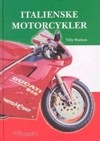 Image of   Italienske Motorcykler - Villy Poulsen - Bog