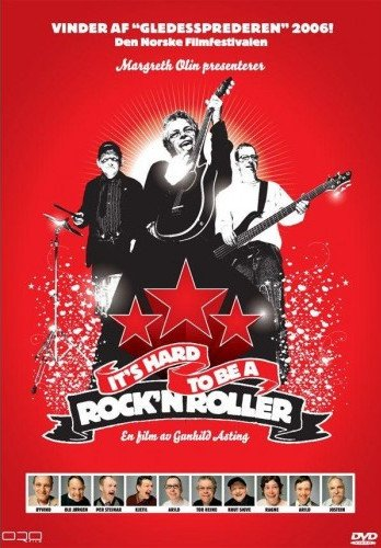 Image of   Its Hard To Be A Rock n Roller - DVD - Film