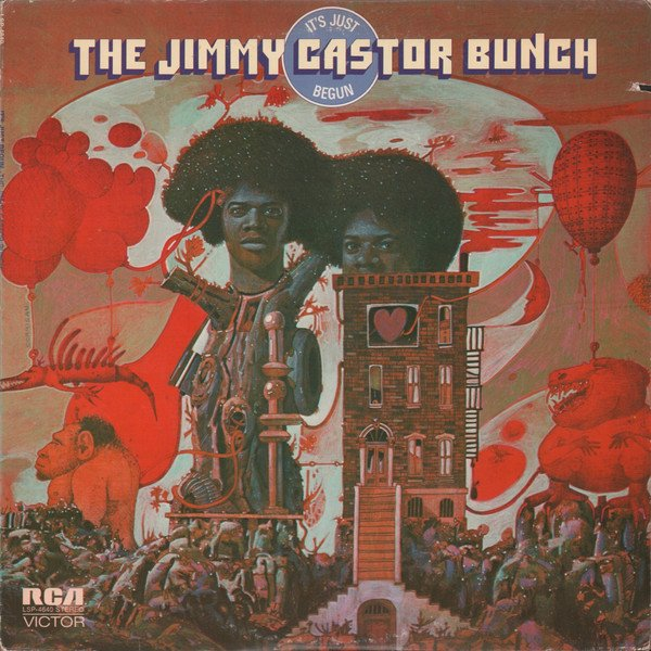Jimmy Castor Bunch - Its Just Begun - Vinyl / LP