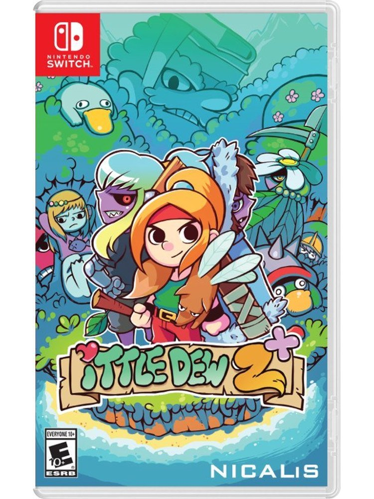 Image of   Ittle Dew 2+ (us Import) - Nintendo Switch