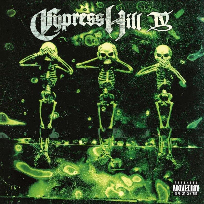 Image of   Cypress Hill - Iv - Vinyl / LP