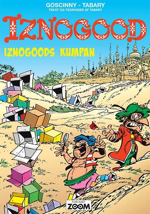 Billede af Iznogood 2: Iznogoods Kumpan - Tabary - Tegneserie