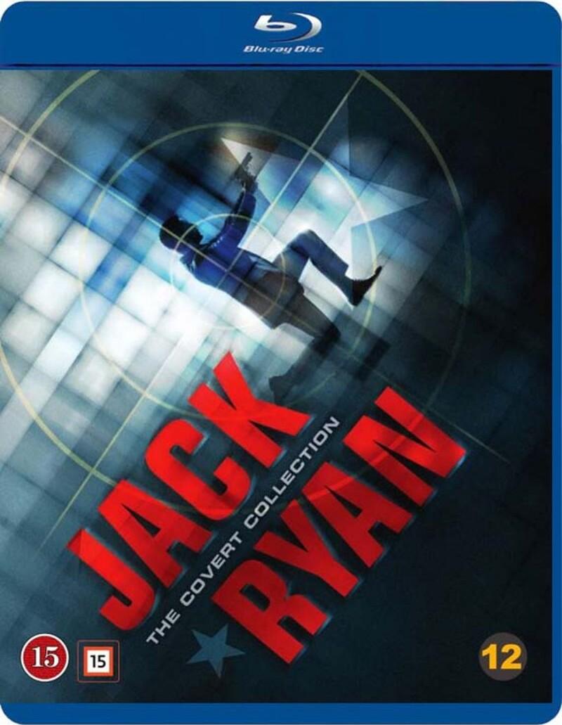 Jack Ryan Film Collection 1-5 - Blu-Ray