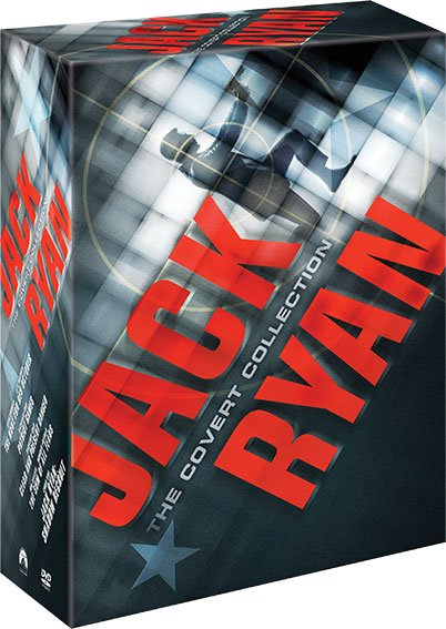 Image of   Jack Ryan Film Collection 1-5 - DVD - Film