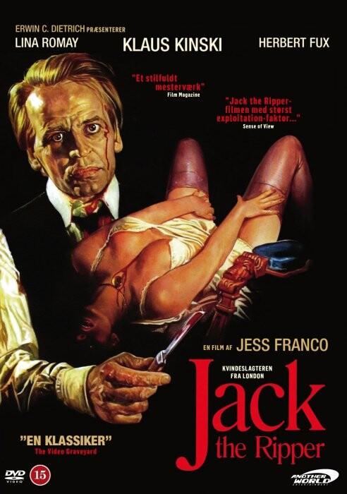Billede af Jack The Ripper Film - DVD - Film