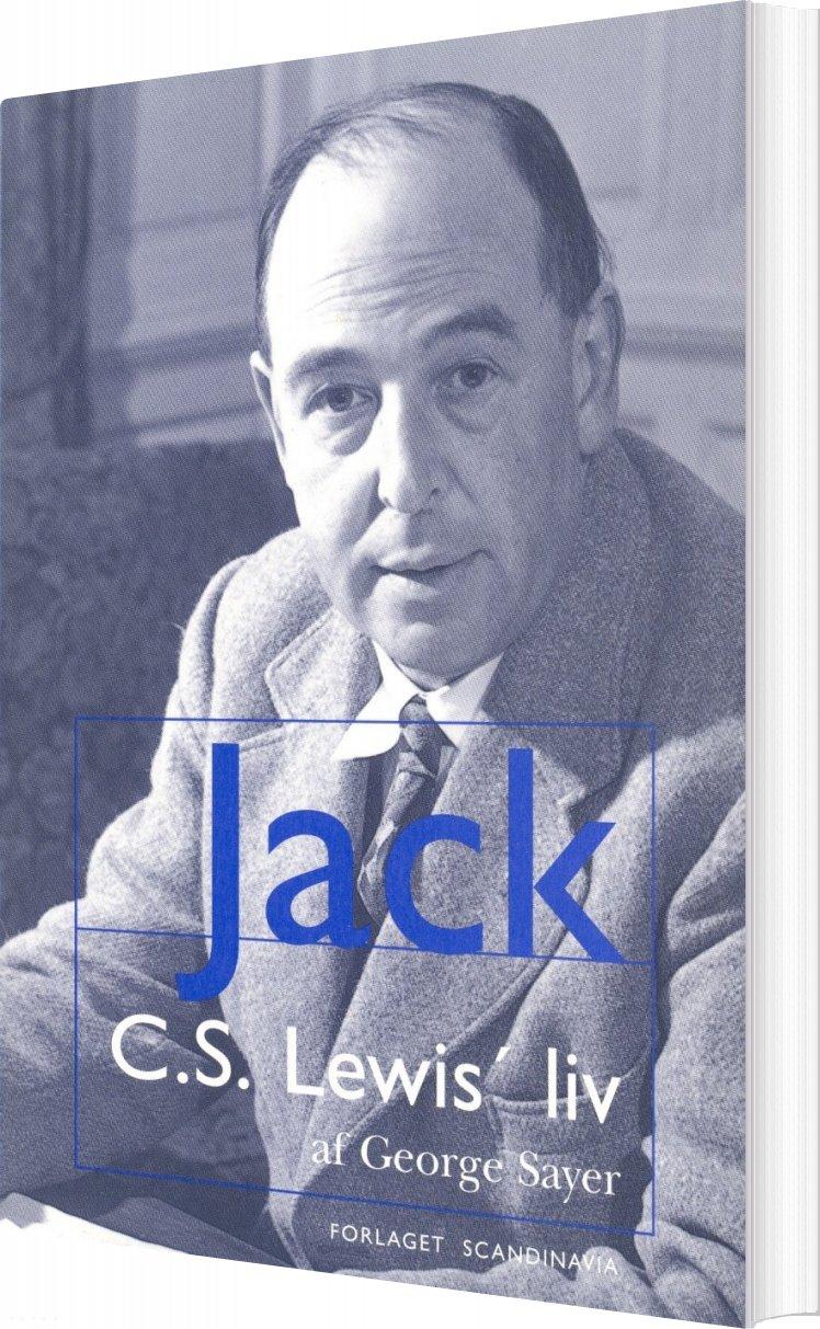 Image of   Jack - George Sayer - Bog