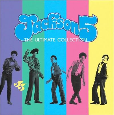 Image of   The Jackson 5 - Ultimate Collection - CD