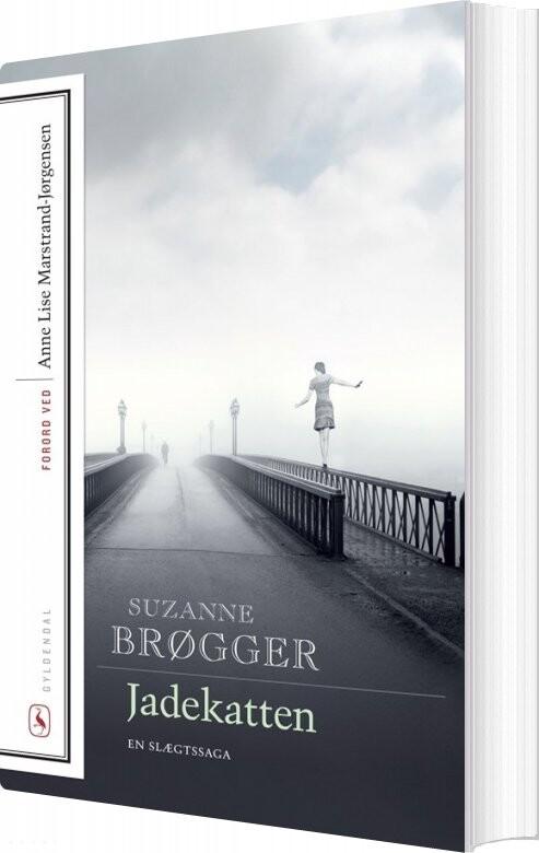 Jadekatten - Suzanne Brøgger - Bog