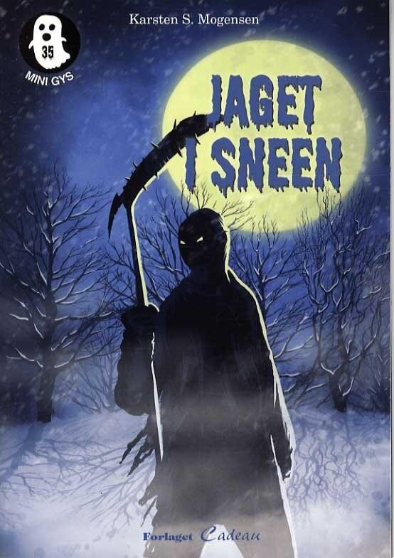 Image of   Jaget I Sneen - Karsten S. Mogensen - Bog