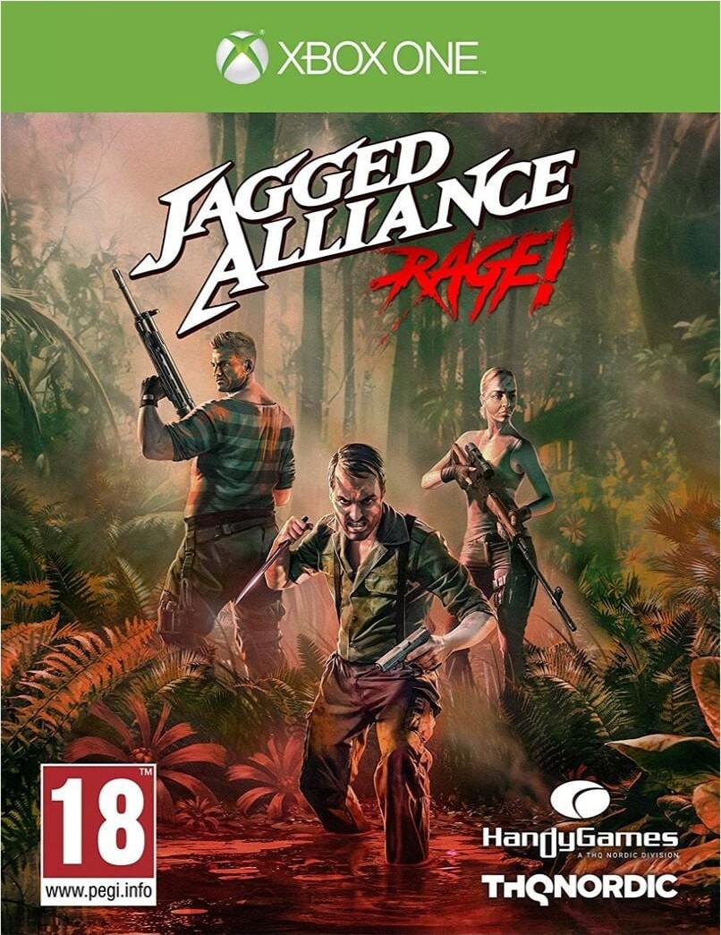 Image of   Jagged Alliance: Rage! - Xbox One