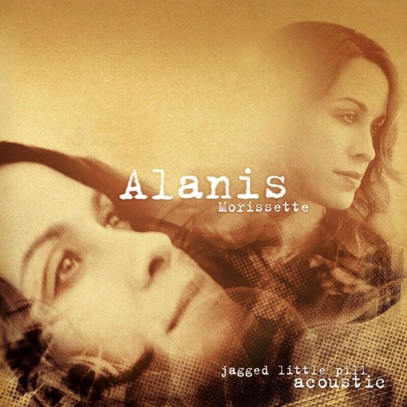 Image of   Alanis Morissette - Jagged Little Pill Acoustic - Vinyl / LP