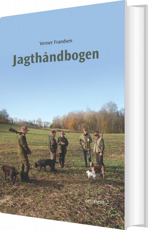 Billede af Jagthåndbogen - Verner Frandsen - Bog