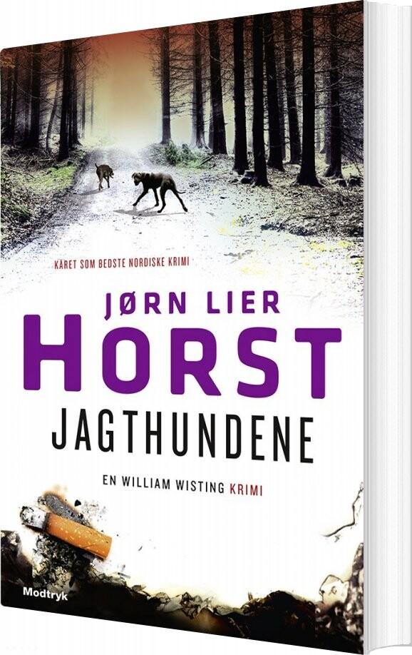 Jagthundene - Jørn Lier Horst - Bog