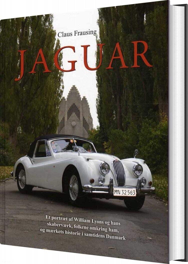 Jaguar - Claus Frausing - Bog