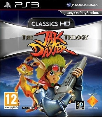 Image of   Jak & Daxter Hd Trilogy (nordic) - PS3