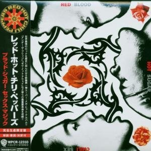 Image of   Red Hot Chilli Peppers - Blood, Sugar, Sex, Magic - Japanese Import - CD