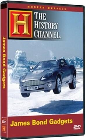 Image of   James Bond - Gadgets - DVD - Film