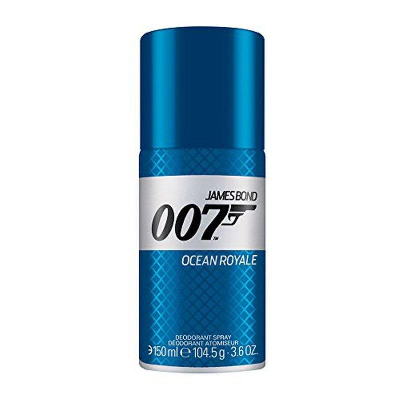 Image of   James Bond Deodorant Spray - Ocean Royale Deo Spray - 150 Ml
