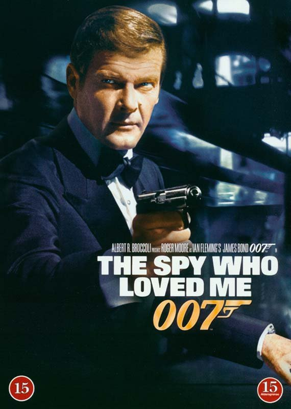 James Bond - The Spy Who Loved Me - DVD - Film