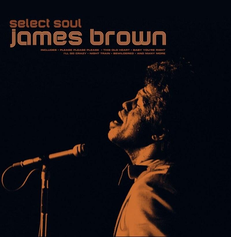 Image of   James Brown - Select Soul - Vinyl / LP