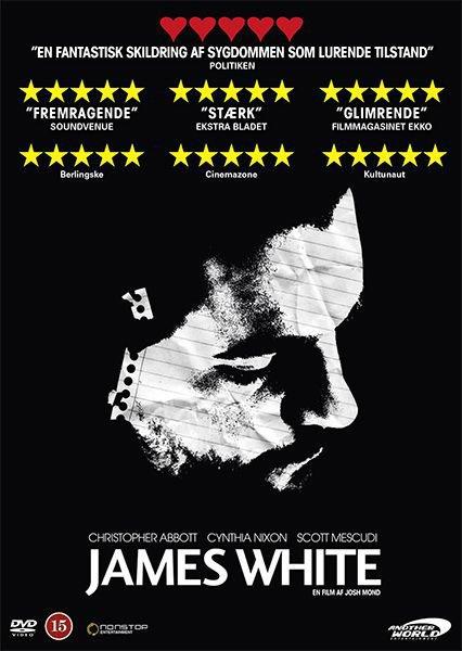 Image of   James White - DVD - Film