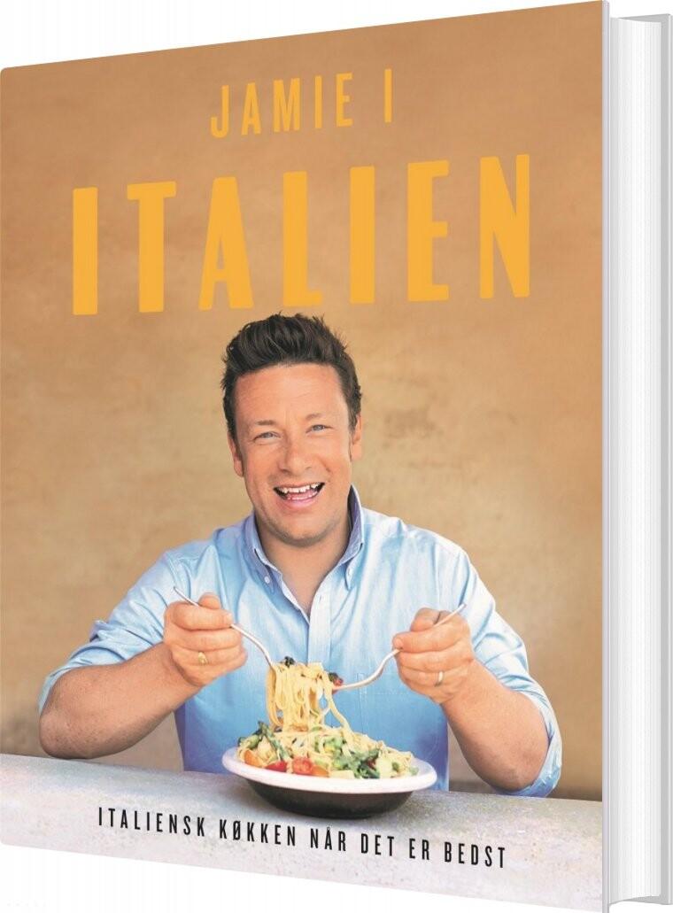 Jamie I Italien - Jamie Oliver - Bog