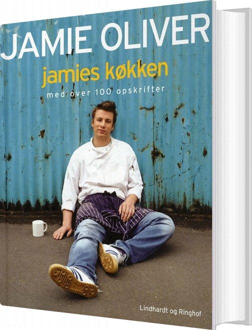 Jamies Køkken - Jamie Oliver - Bog
