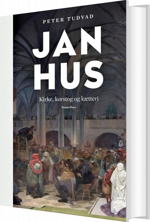 Image of   Jan Hus - Peter Tudvad - Bog