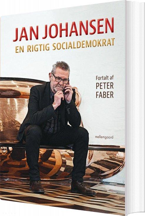 Image of   Jan Johansen - Peter Faber - Bog