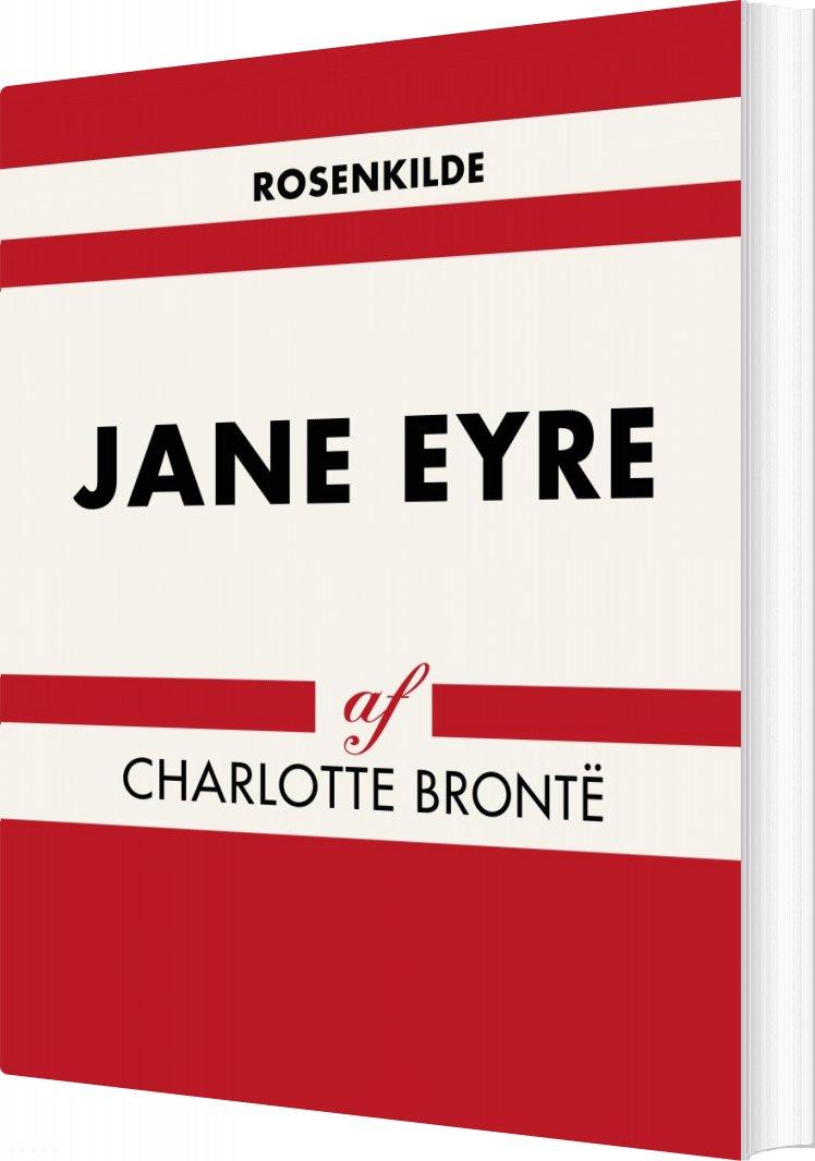 Jane Eyre - Charlotte Brontë - Bog